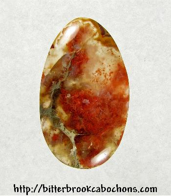 Alabama Paint Rock Cabochon