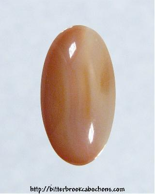 Banded Agate Cabochon