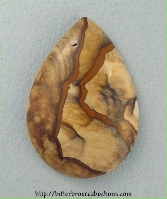 Biggs Canyon Picture Jasper