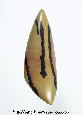 Indian Paint Stone Cabochon