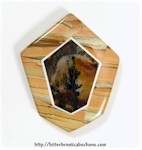 Petrified Wood Intarsia
