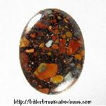 Puddingstone Cabochon